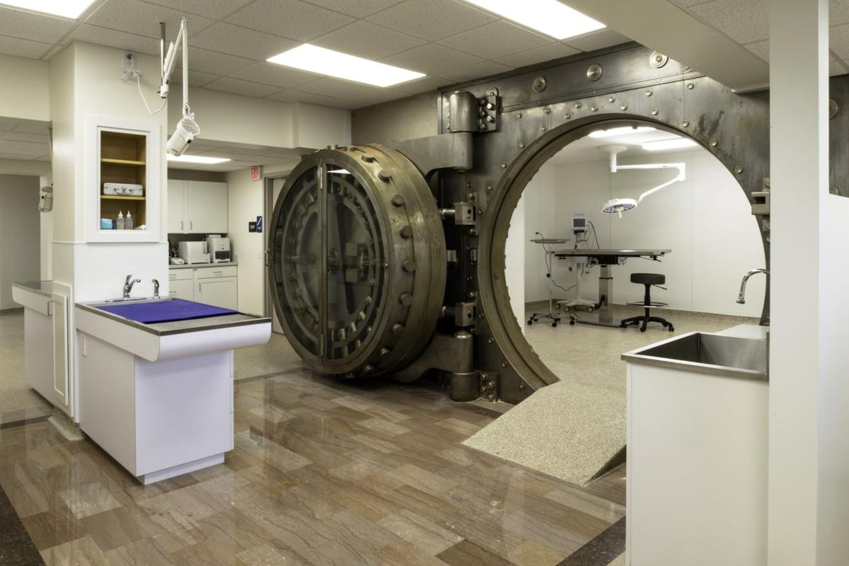 Bridgeport Veterinary Hospital reinvigorates historic bank building
