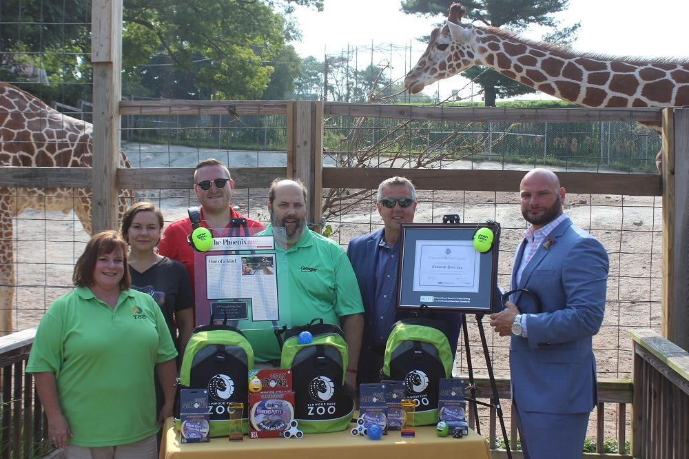 'Sensory Packs' coming to Elmwood Park Zoo