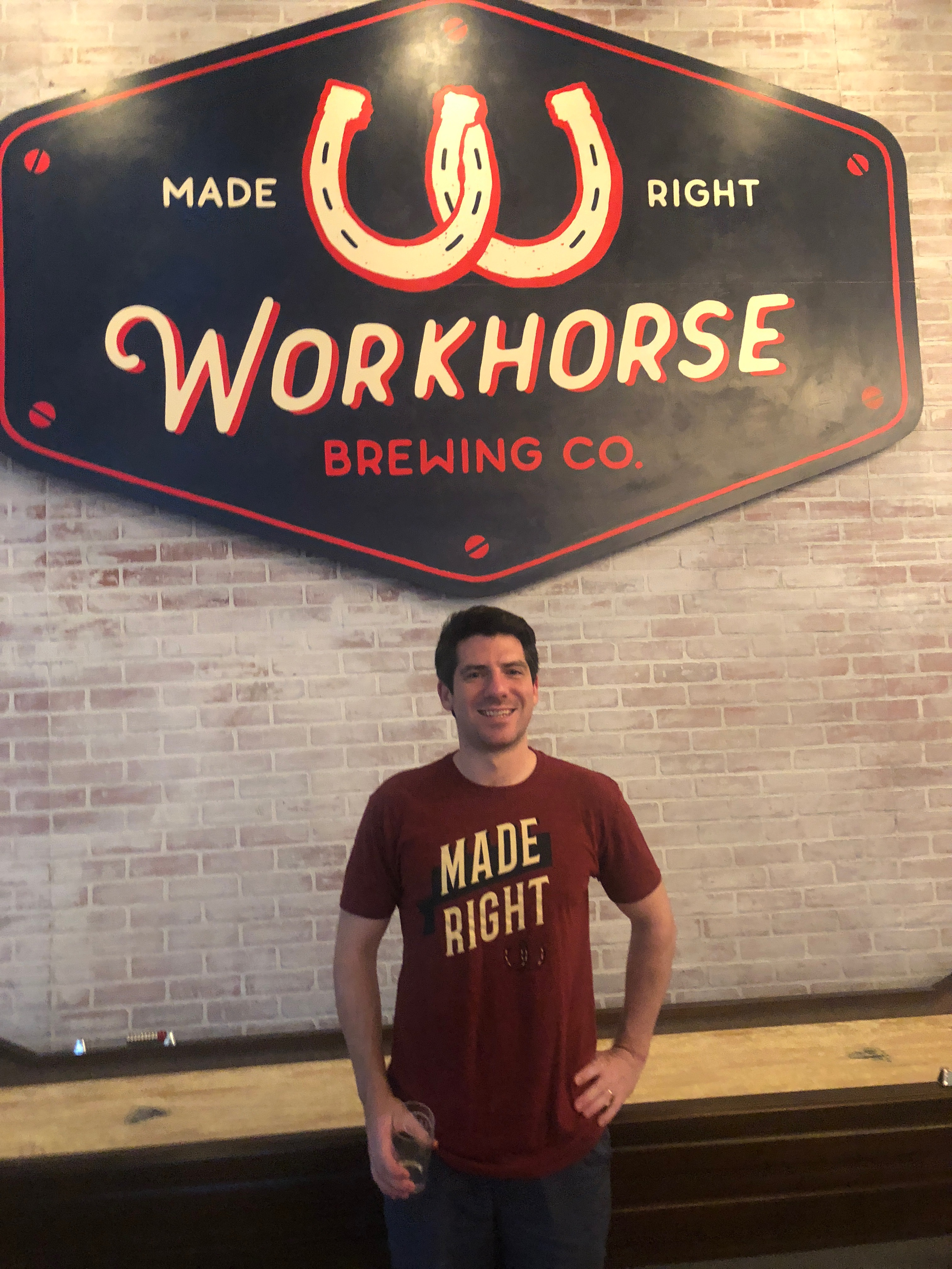 Workhorse Brewing Co., King of Prussia, starts small, dreams big