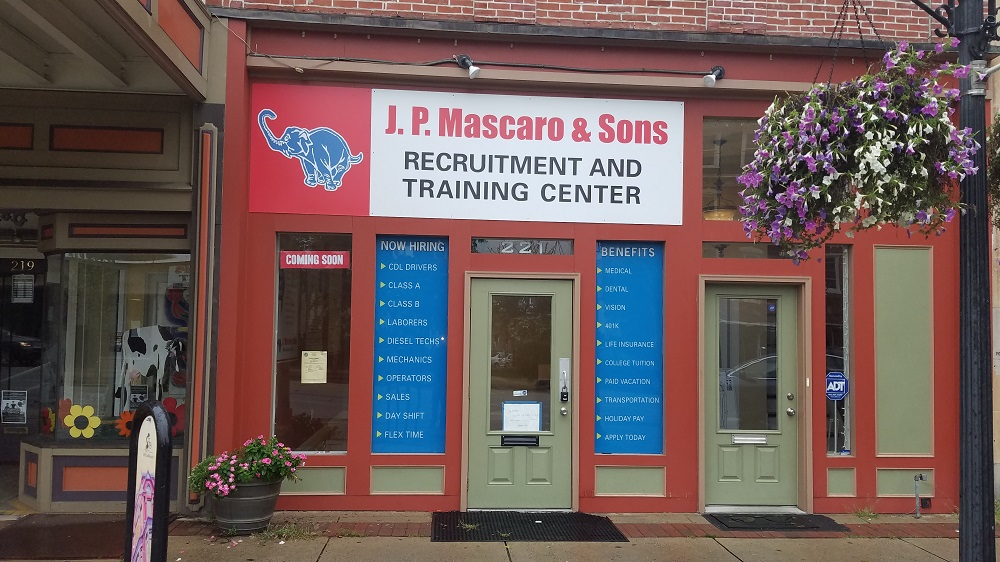 Mascaro opens recruitment and training center in Pottstown