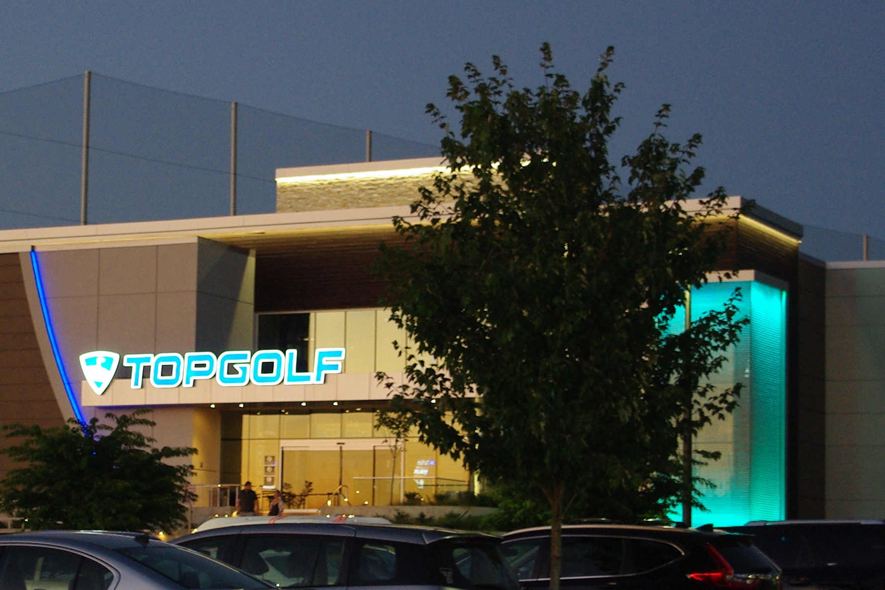 Topgolf Eyes Location in King of Prussia