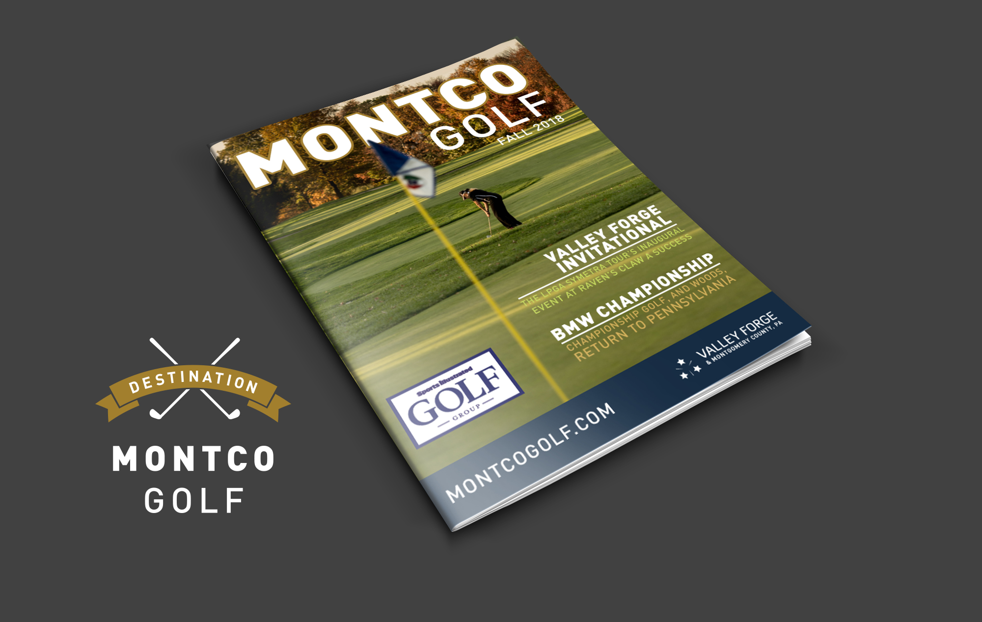Valley Forge Tourism and Convention Board releases 1st Fall Golf Guide