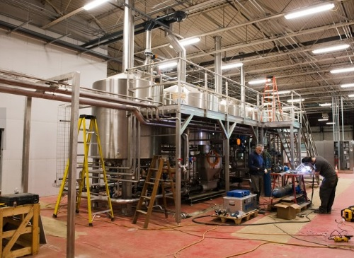 A day in the life of a King of Prussia brewer