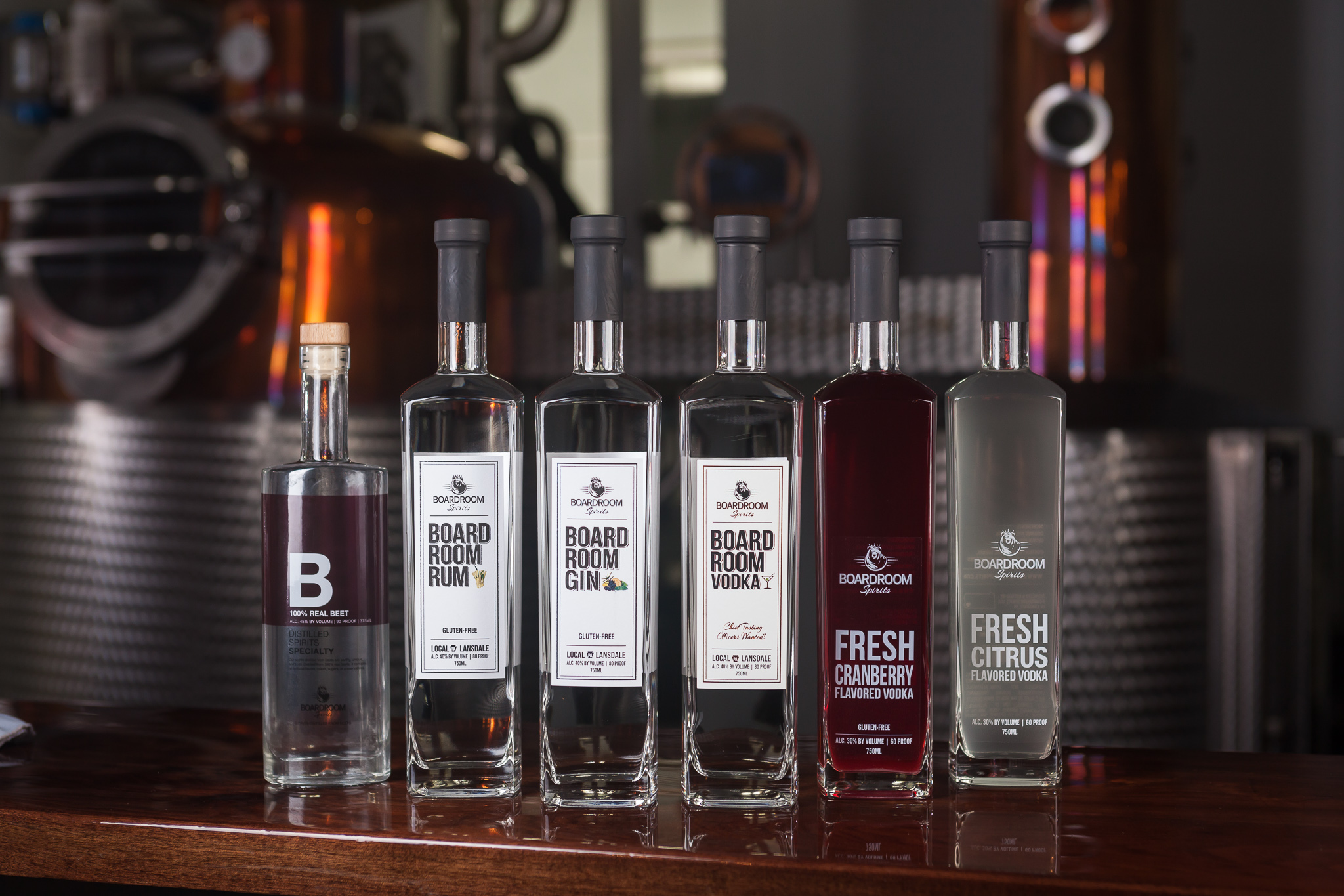 Boardroom Spirits in Lansdale voted among best craft specialty spirit distilleries in U.S.