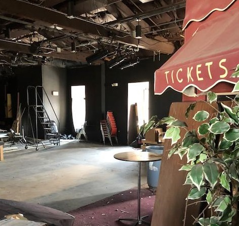 Centre Theater in Norristown nearly ready for Act II