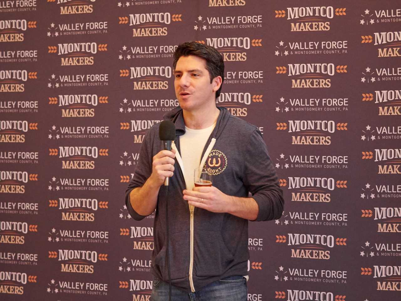 Speakers Series wraps up at Workhorse Brewing Co.