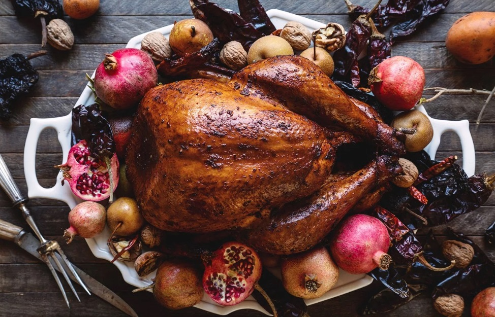 "The Farmer's Daughter presents ""Your Guide to a Stress Free Thanksgiving Dinner"""