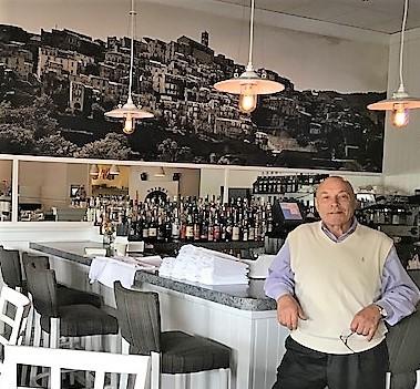 """Pasta fazool"" heritage comes through Greece to Italy"