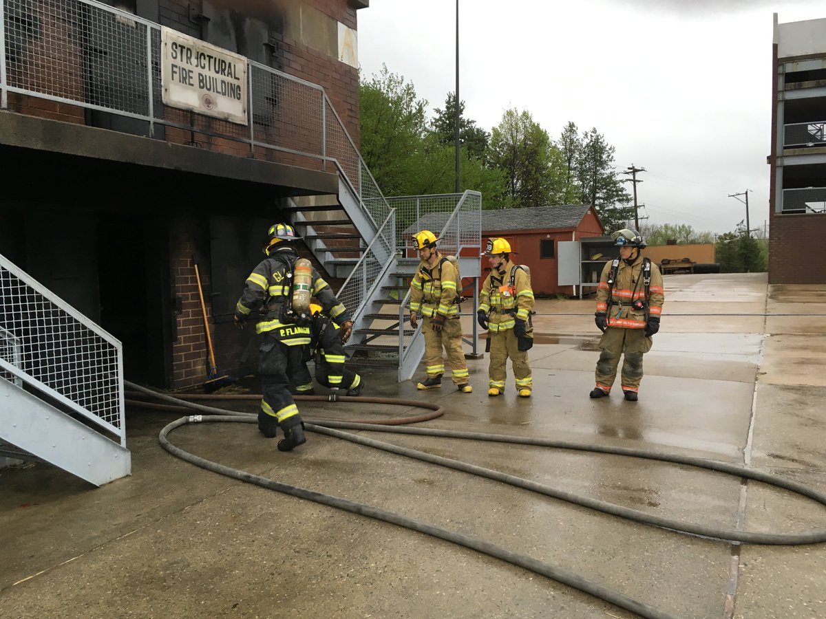 Montgomery County Fire Academy graduates 41 volunteer firefighters