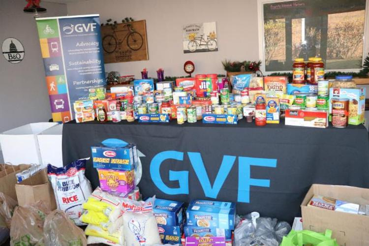 Greater Valley Forge Transporation Management Assoc., partners join up to fight hunger