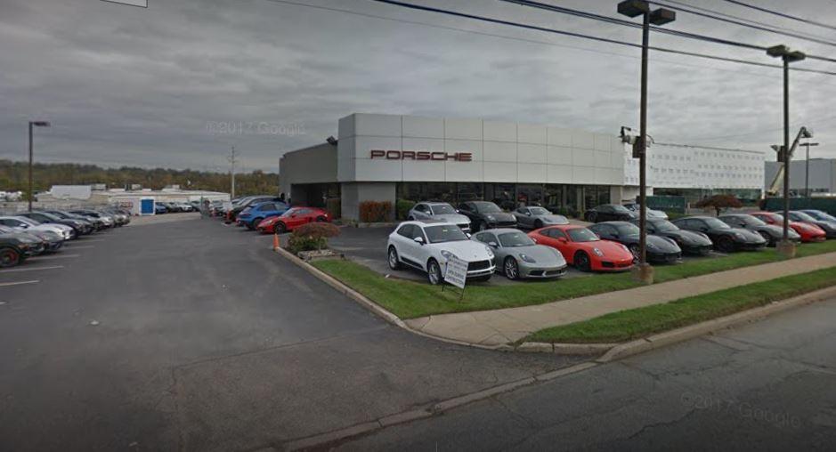 Porsche Conshohocken unveils the new 'Gen-4' Porsche dealership