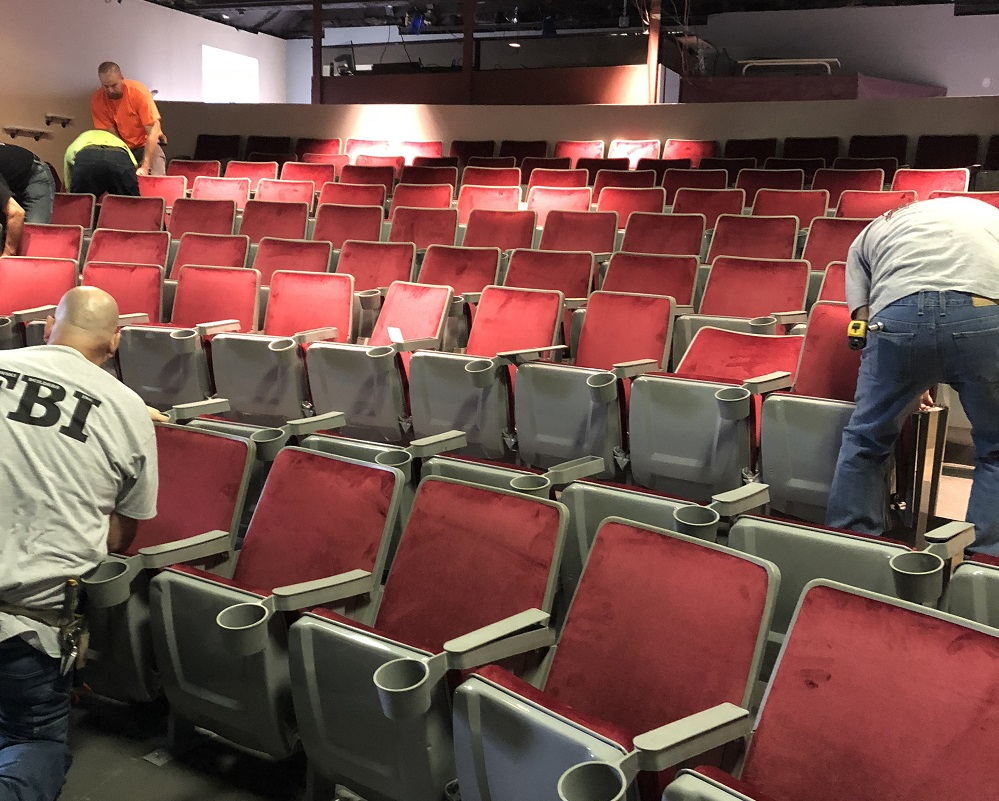 Centre Theater renovations officially complete
