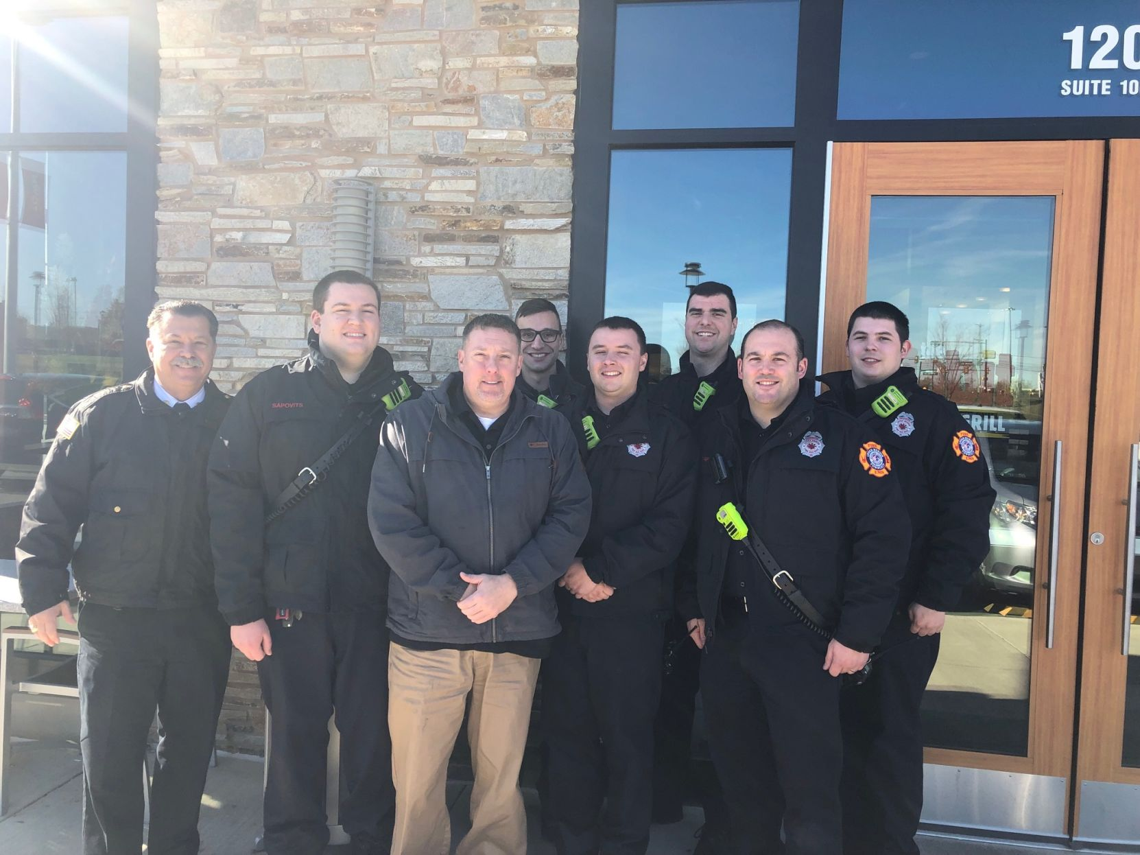 Habit Burger Grill raises money for Upper Merion Fire and Rescue