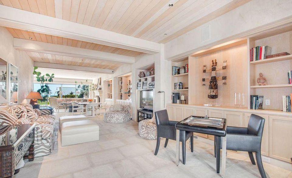House of the Week: Frank Sinatra's custom-designed Malibu beach house