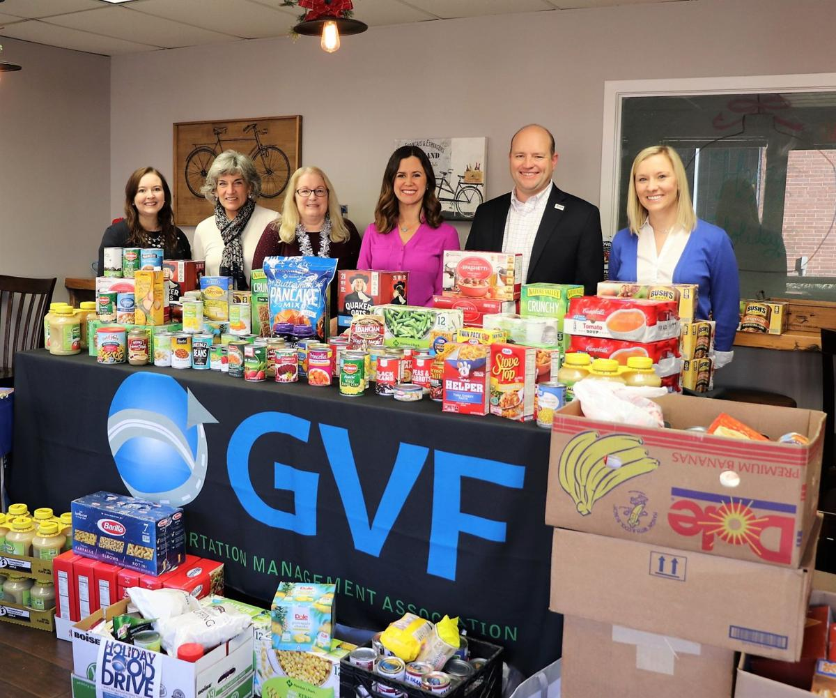 GVF, partners set record for annual food drive