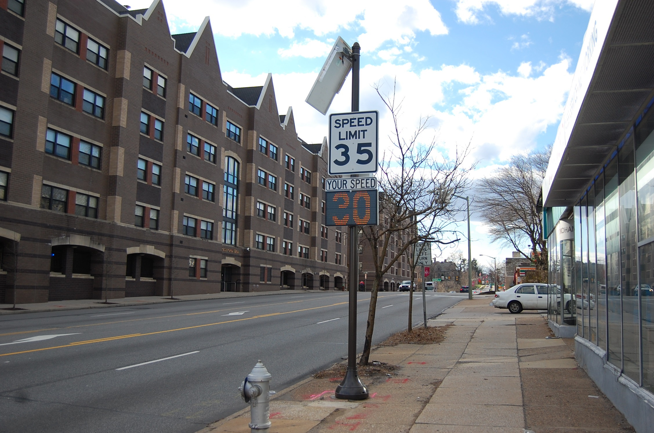 City Ave District announces pedestrian safety improvements