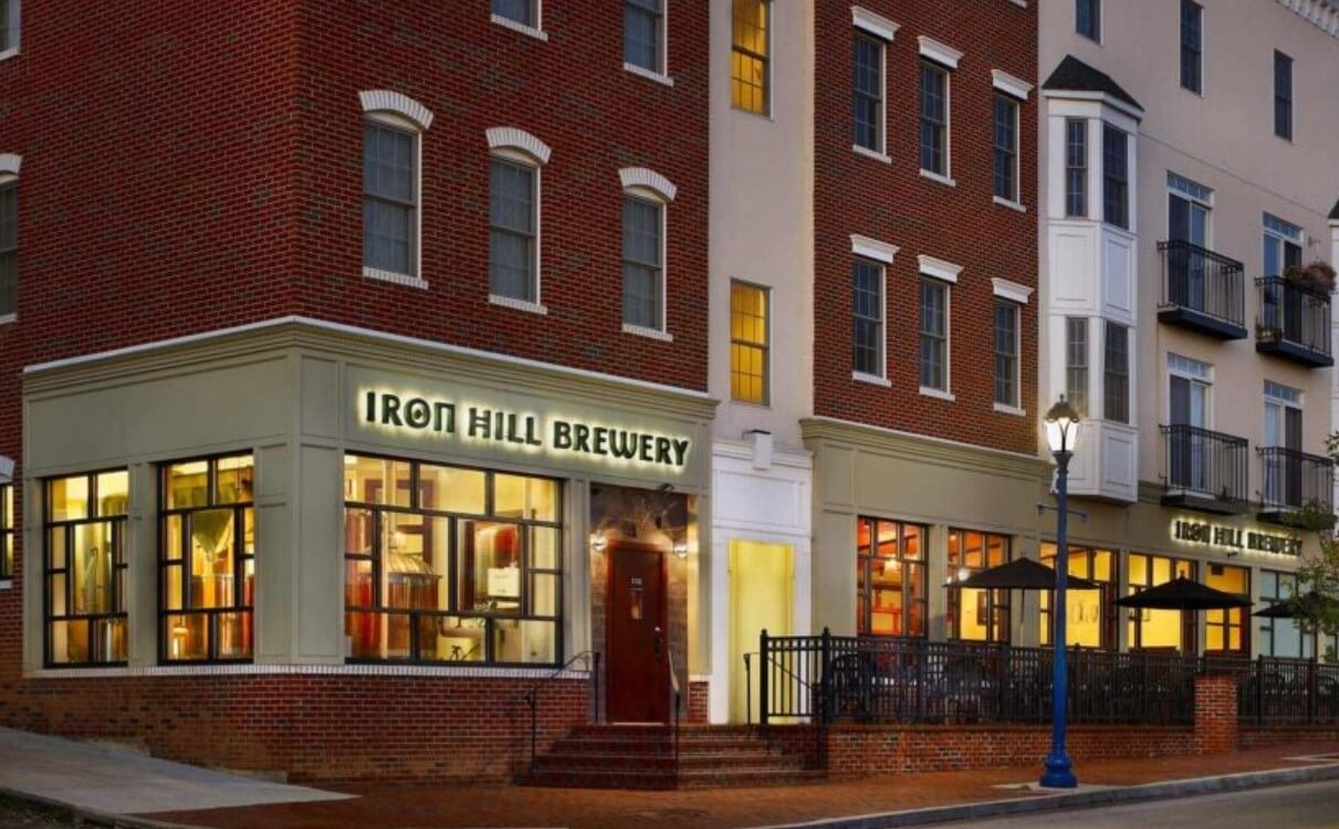 Iron Hill Brewery and Restaurant supports  Penn State's THON in a super way