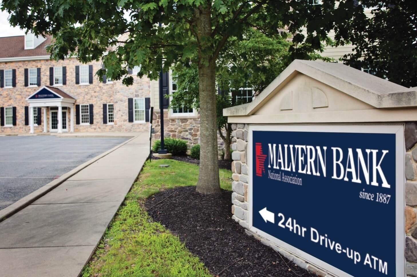 Malvern Bank to open office in Hartshorne Mansion
