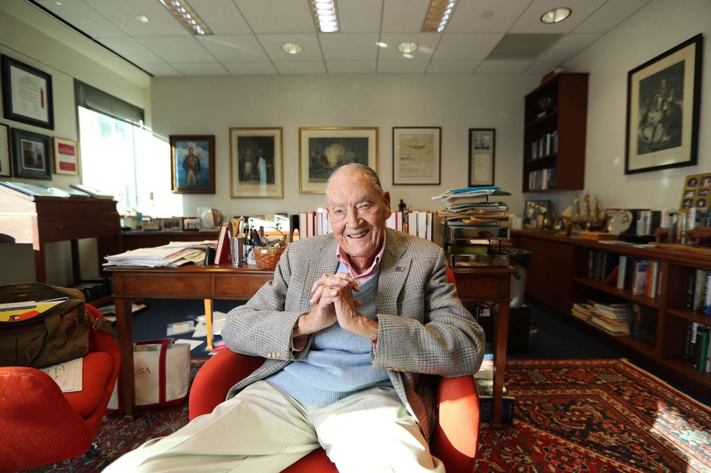 John C. Bogle, founder of Vanguard, dies at 89