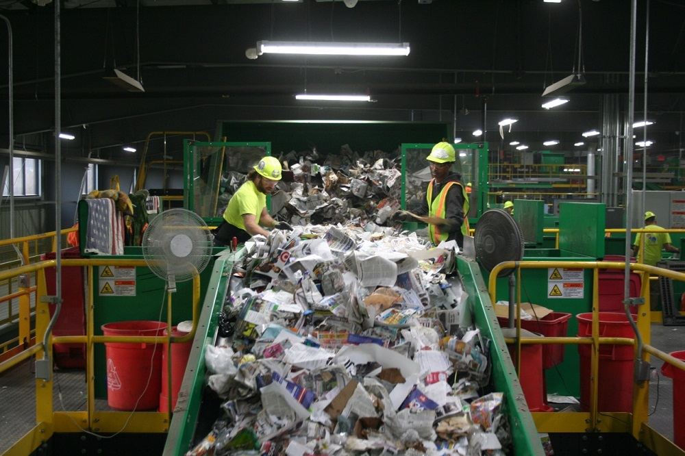 J.P. Mascaro and Sons announces Pottstown as the first municipality to recycle flexible plastic packaging