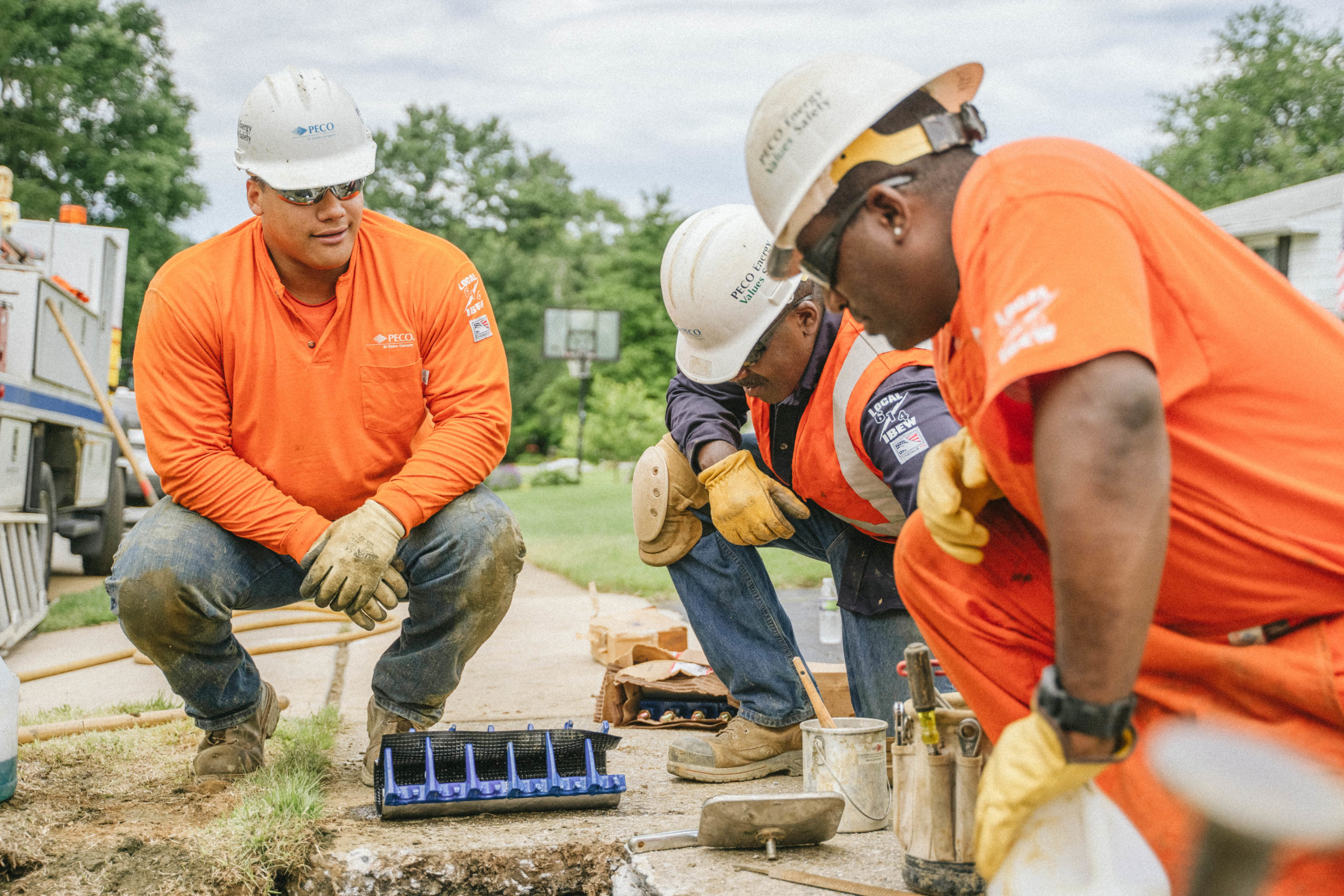 PECO celebrates gas workers in honor of Natural Gas Utility Workers' Day