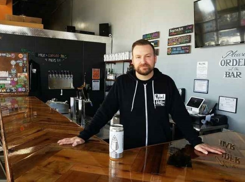 Rebel Hill proves to be a fine addition to Phoenixville area's craft-beer ccene