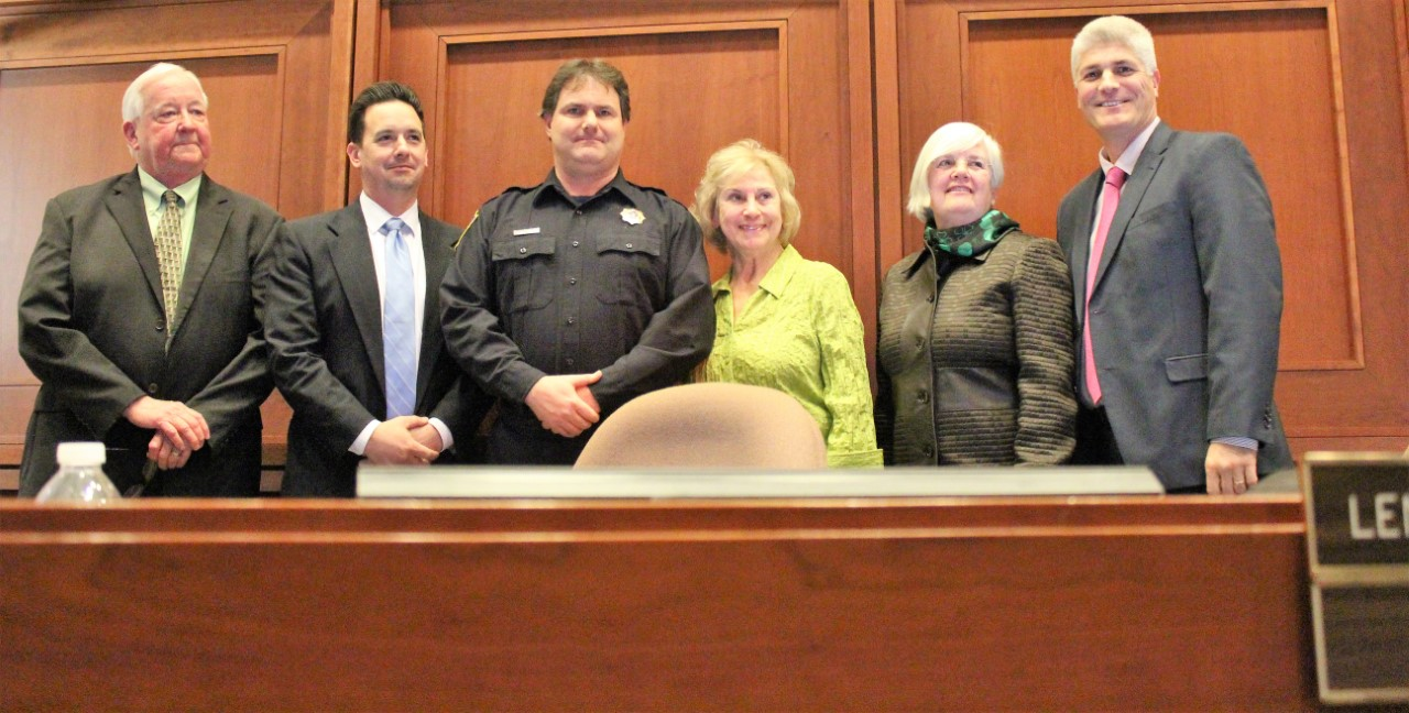 Plymouth Township welcomes new employees