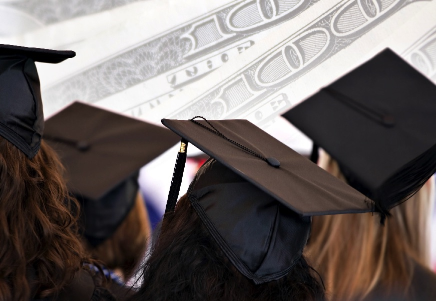 It isn't easy, but you can pay for college