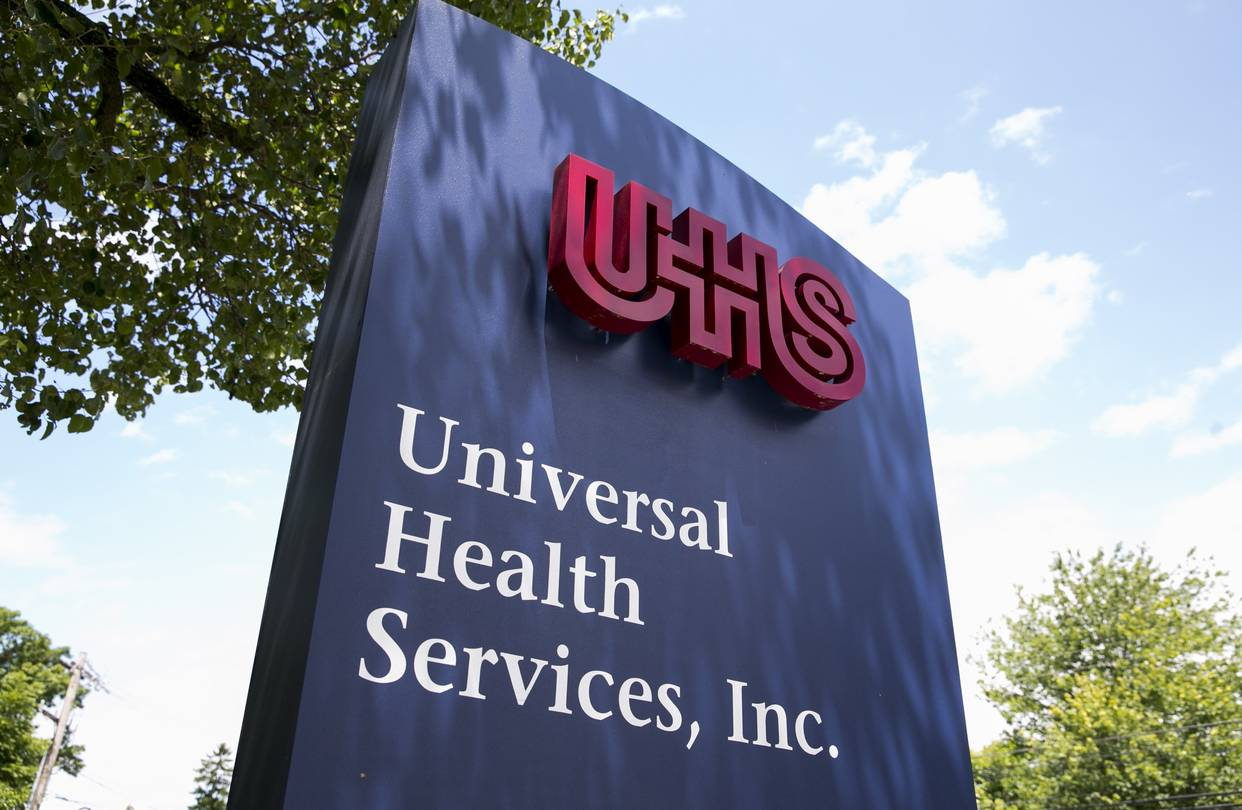 UHS Responds to Declining Hospital Admissions Caused by Coronavirus Pandemic By Suspending Dividend Payments, Stock Repurchase