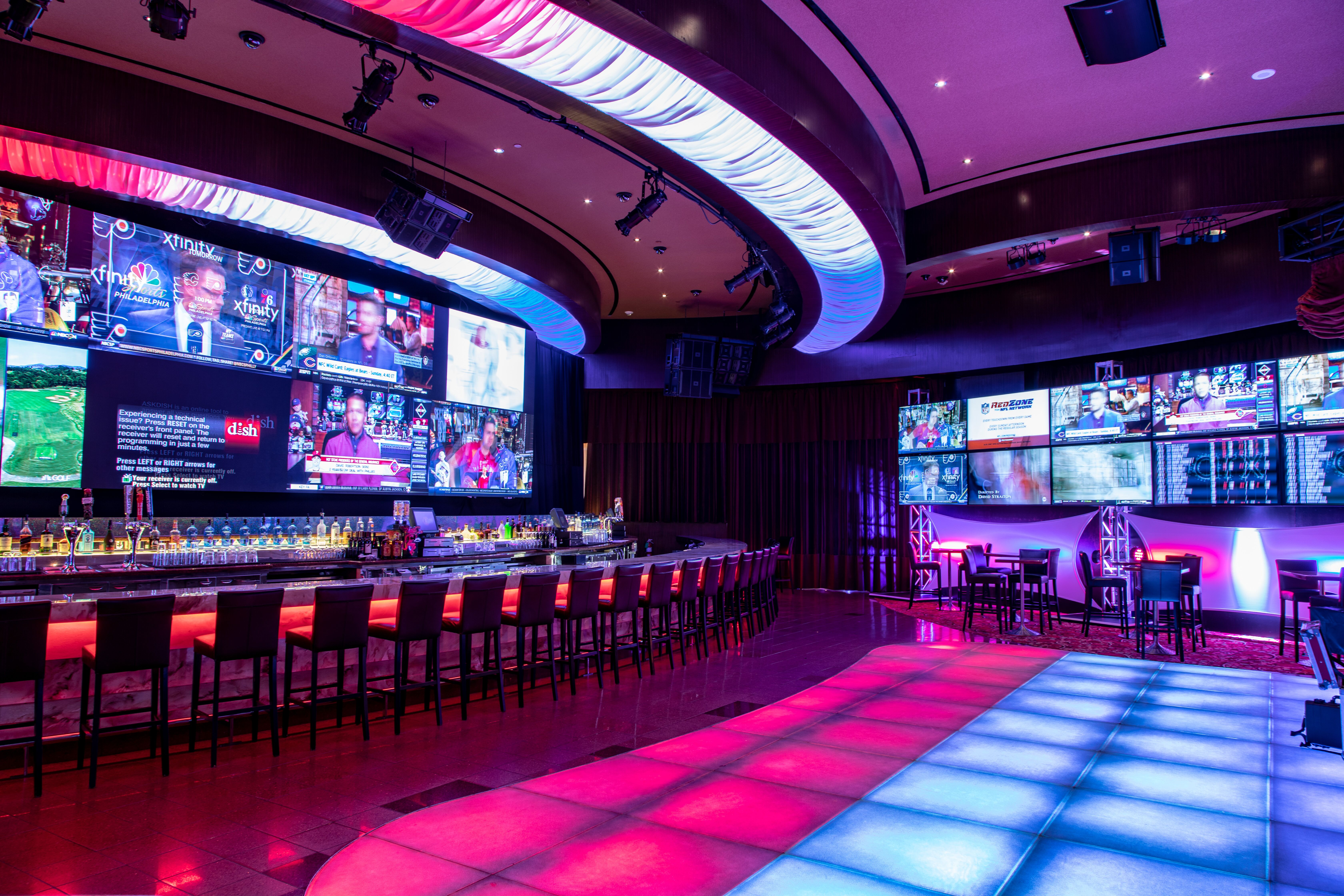 Valley Forge casino, Greenwood Racing launch sports betting in Montco