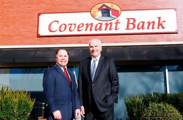Covenant Bank's strong Main Line customer base prompts Paoli branch
