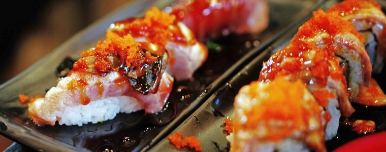 Montco's best sushi restaurants
