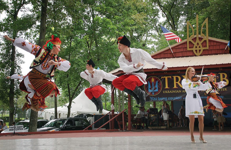 Come celebrate The 28th Annual Ukrainian Folk Festival