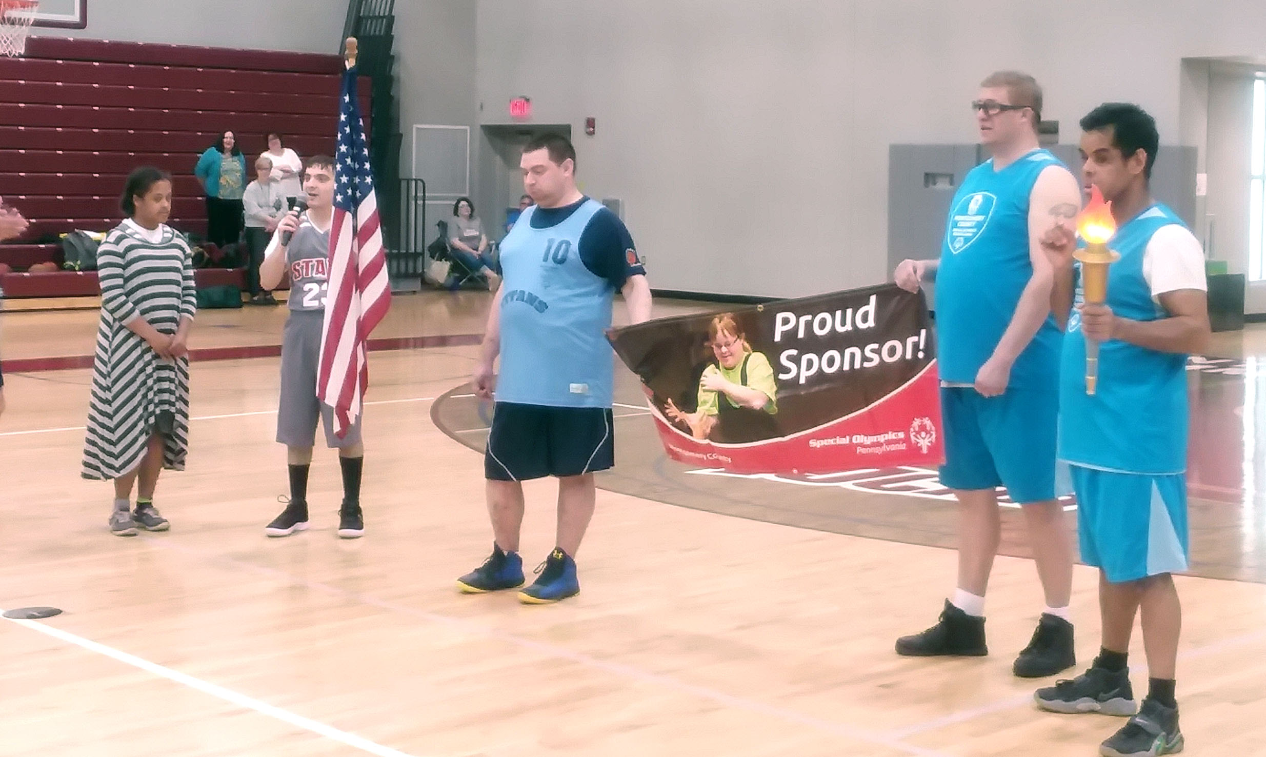 Get in the giving spirit: Help Special Olympics Montgomery County receive $100,000 from NRG