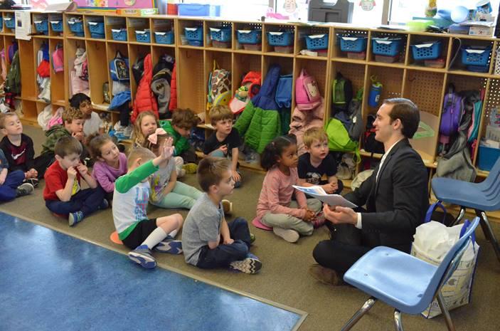 Univest participates in 'Teach Children to Save Day'