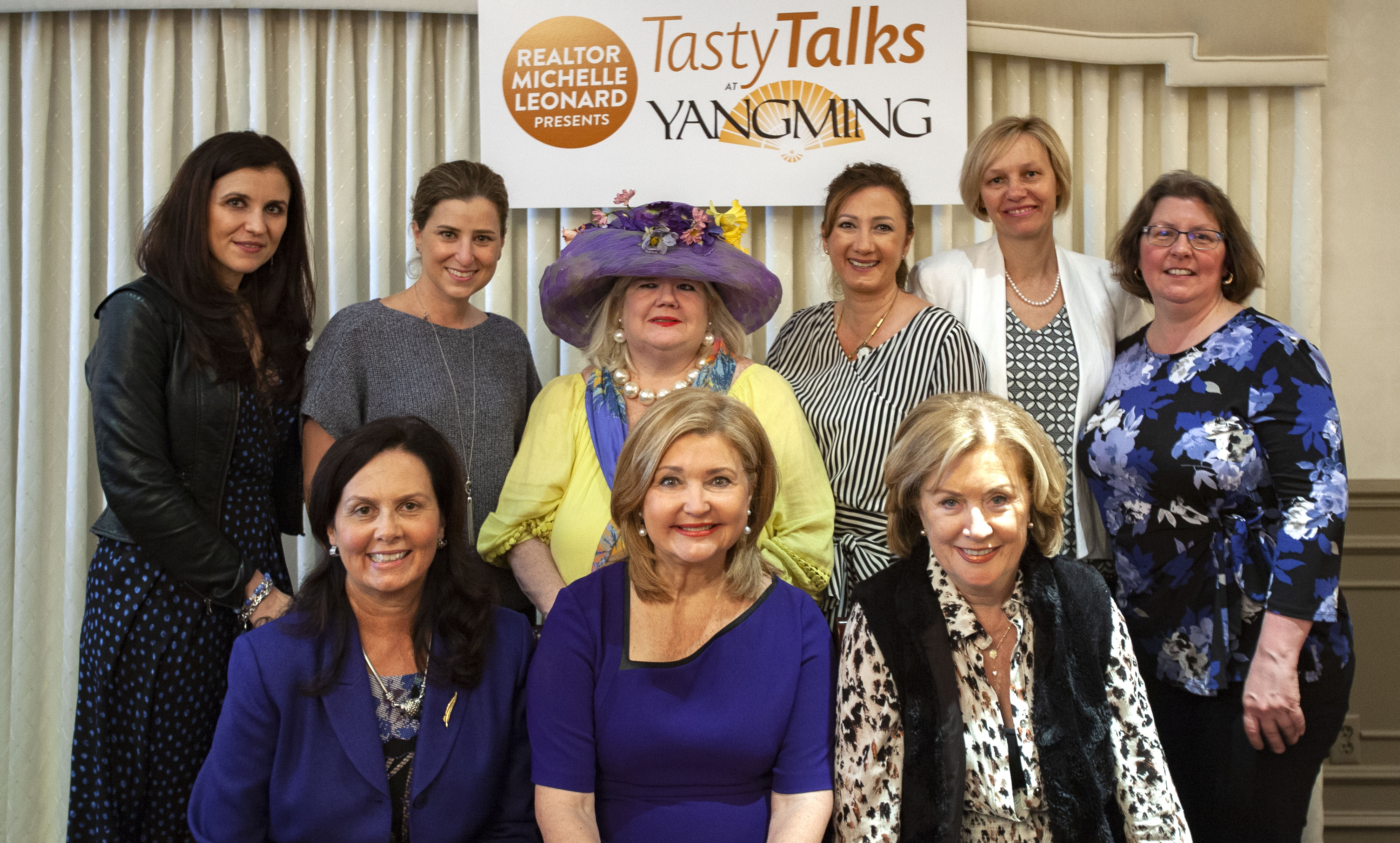 Pat Ciarrocchi shared her moving stories at Tasty Talk; $1,500 raised for Gaudenzia Addiction Programs