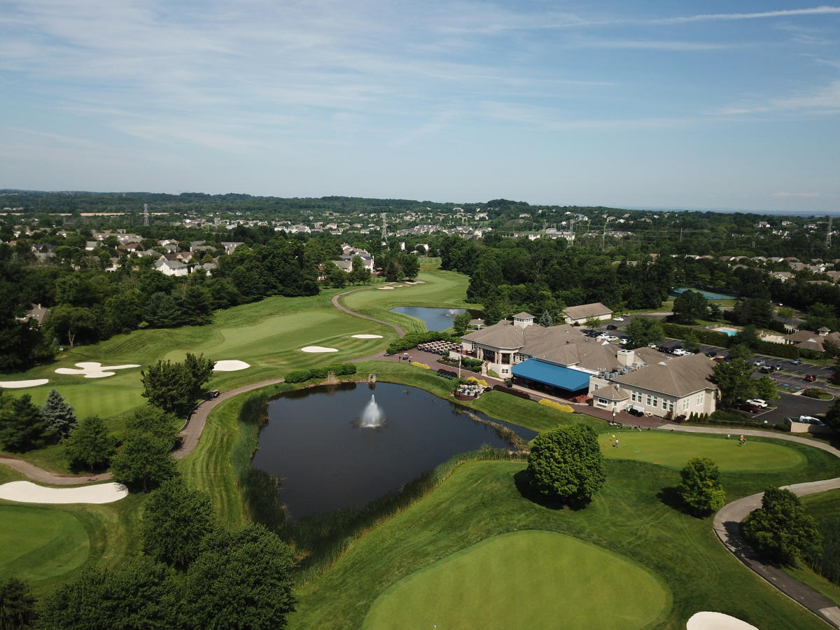 Blue Bell Country Club completes major $3 million renovation and celebrates 25th anniversary