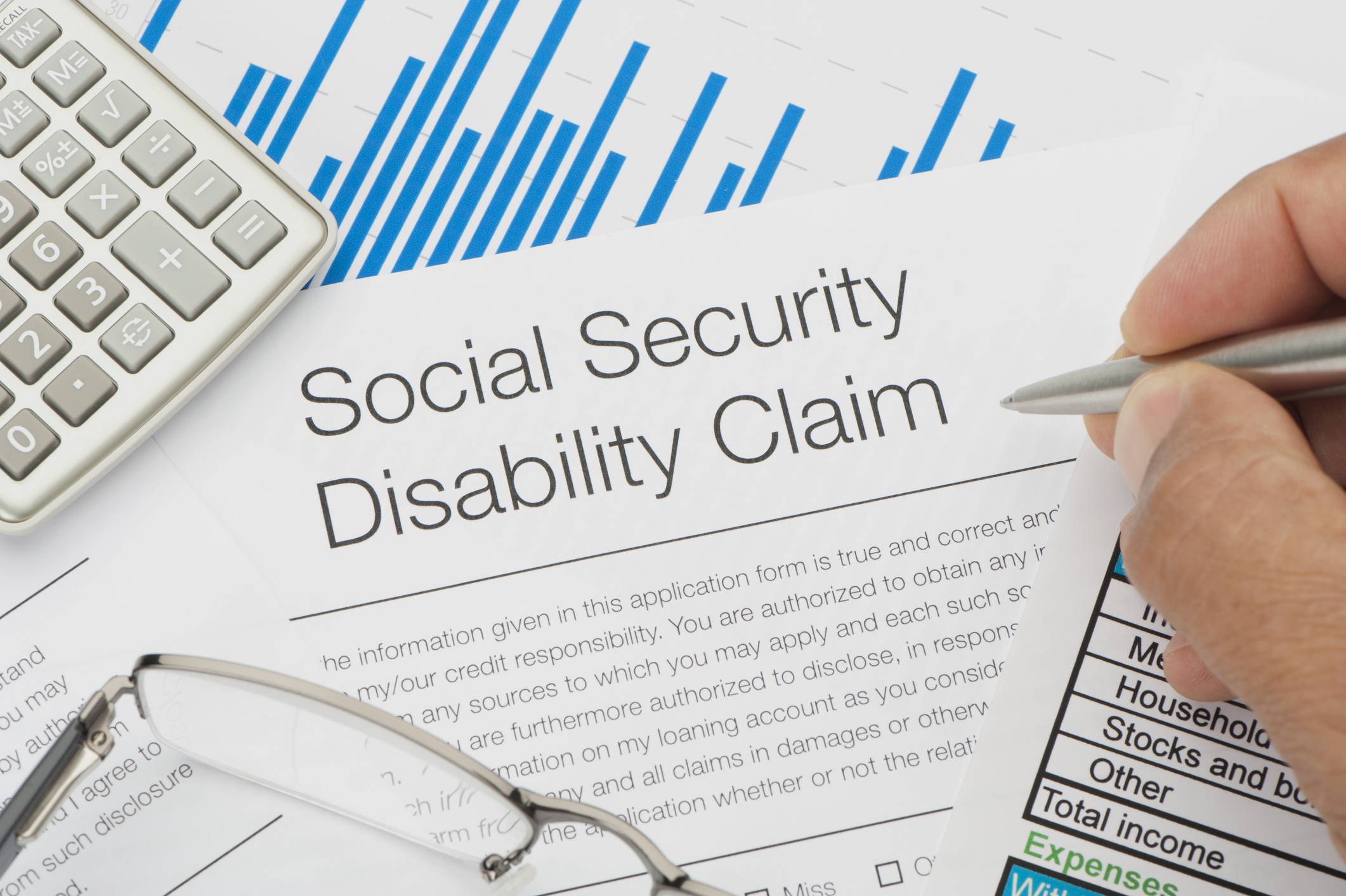 Reconsideration Review impacts Social Security disability claims