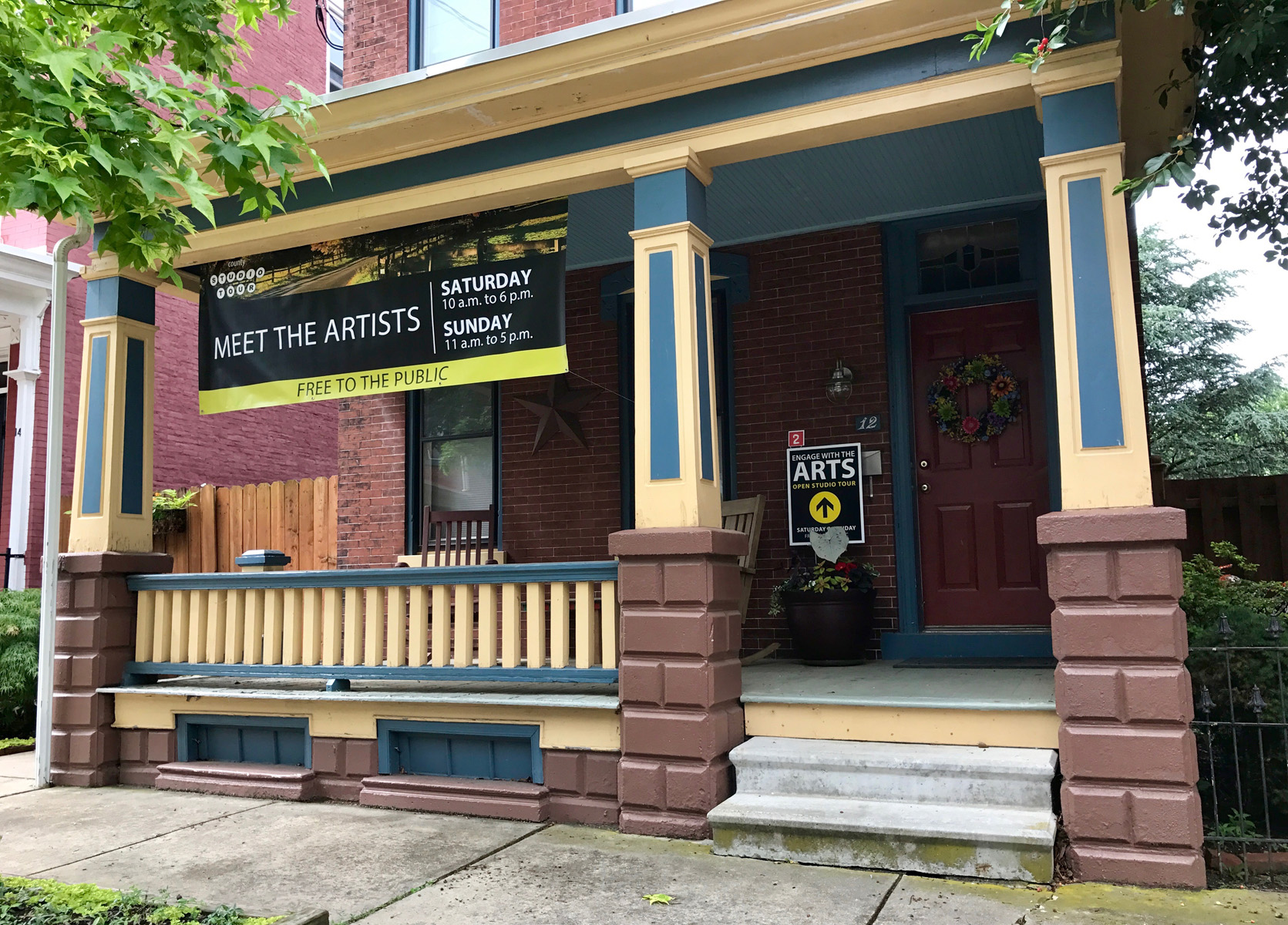 Pottstown artists featured on the Montgomery County Studio Tour