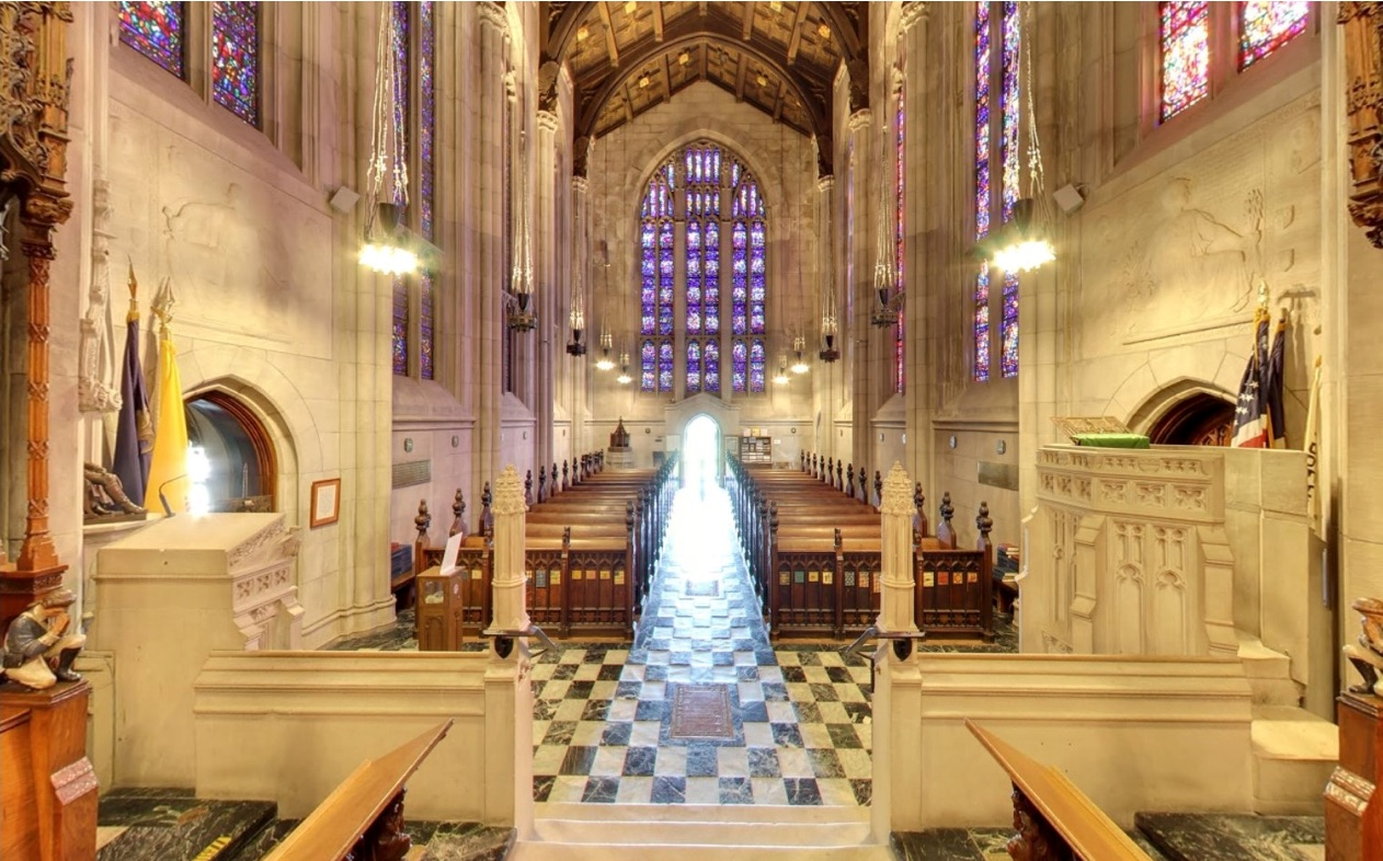 Washington Memorial Chapel plans Women's Suffrage Commemoration