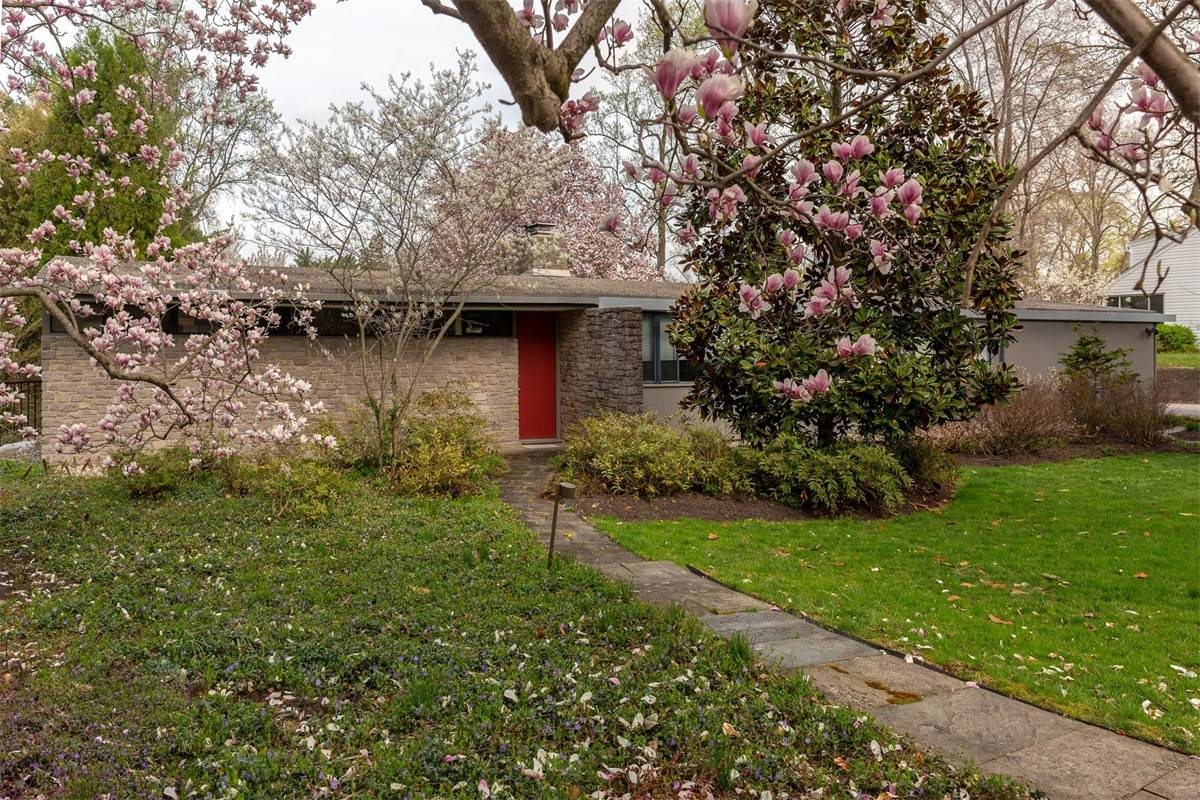 House of the Week: Richard Neutra-designed home at 109 St. Whitehall Road, Jeffersonville