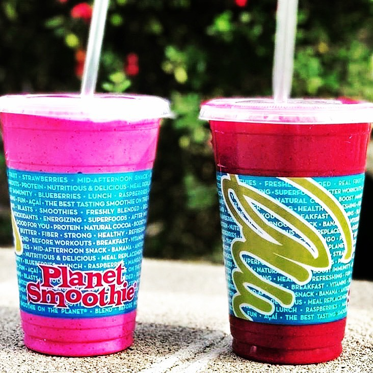 Horsham business celebrating National Smoothie Day by giving away free smoothies