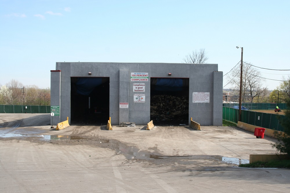 DEP issues 10-year transfer station permit to J.P. Mascaro and Sons