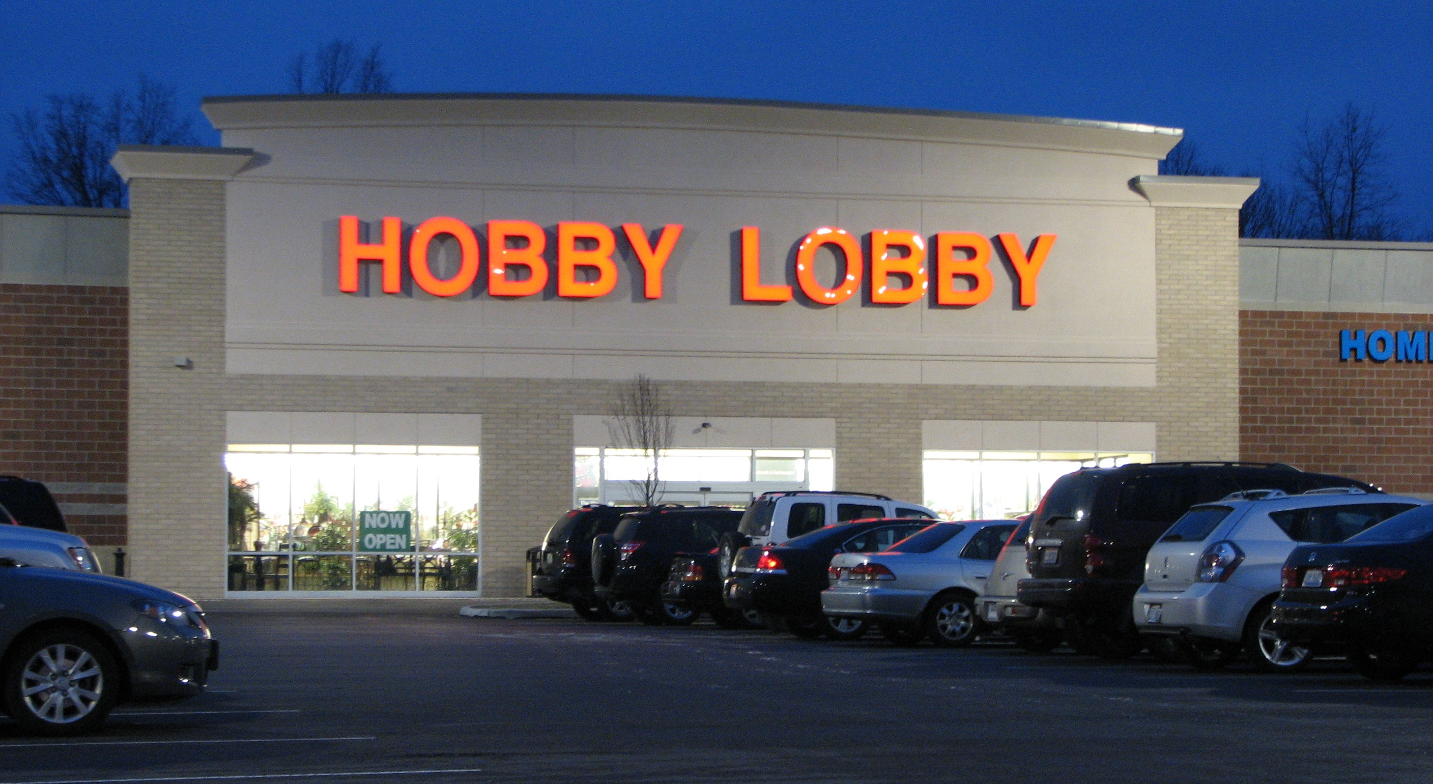 Hobby Lobby Stores, Inc  prepares for opening in King of Prussia