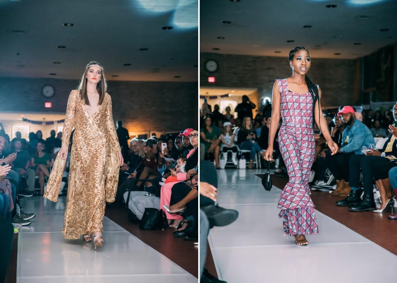Harcum College Students Showcase Original Designs At Annual Fashion Show