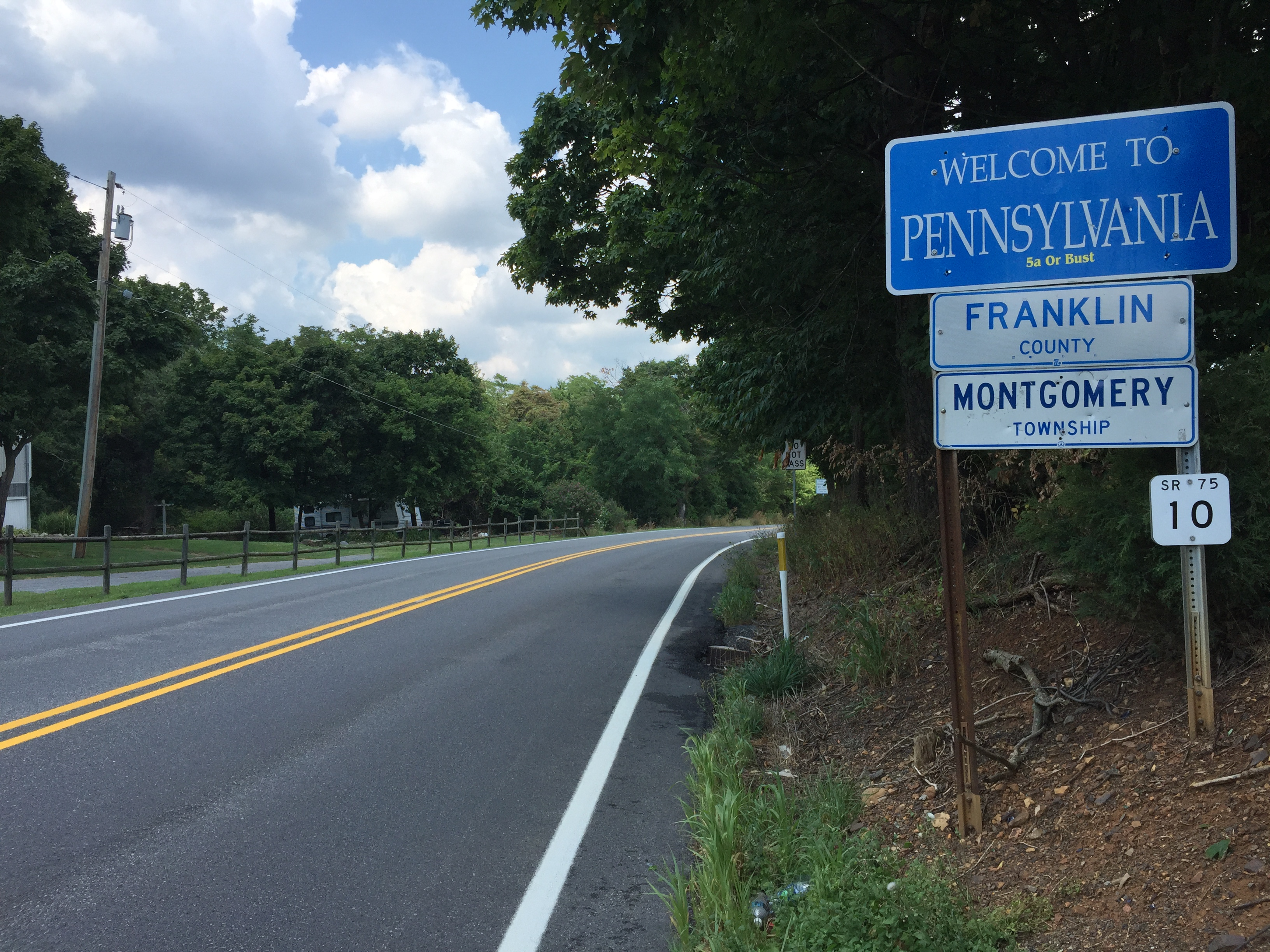 Montgomery Township to spend nearly $1 million on road projects