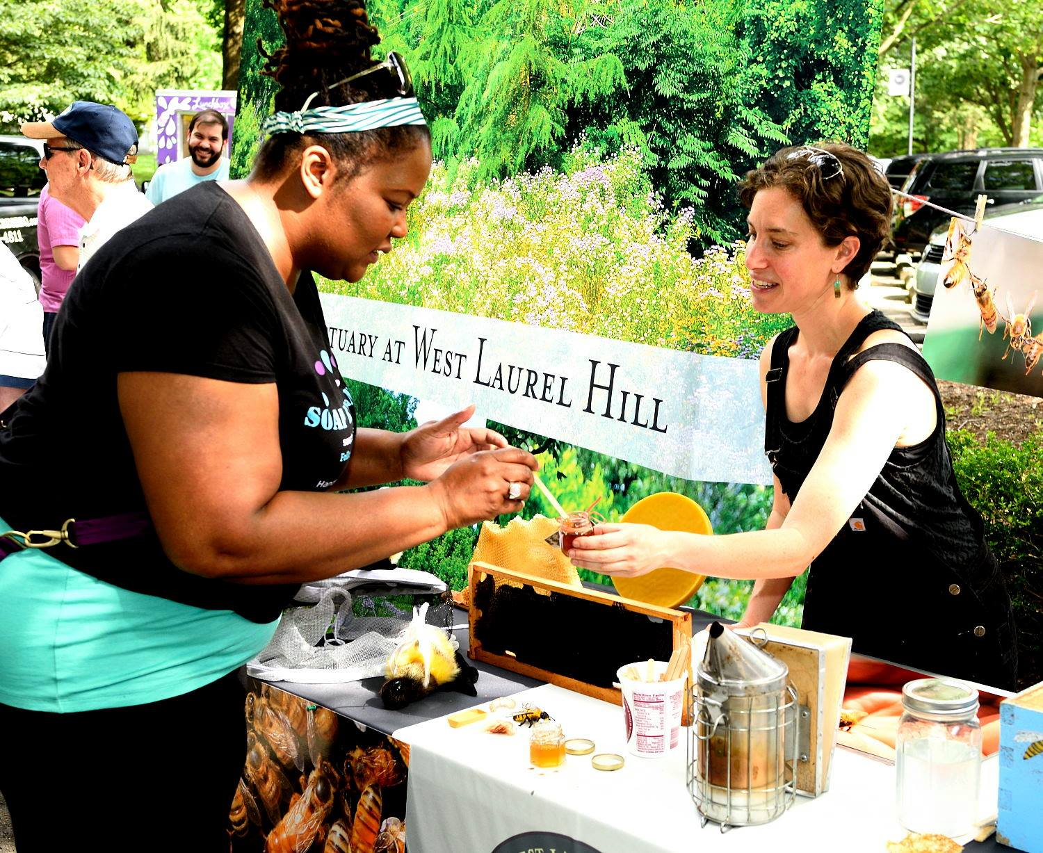 Fifth annual West Laurel Hill Cemetery Sustainability Fair to benefit Lower Merion Conservancy