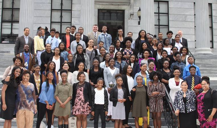 Montgomery Bar Association Diversity Committee hosts a 'Day in Court'