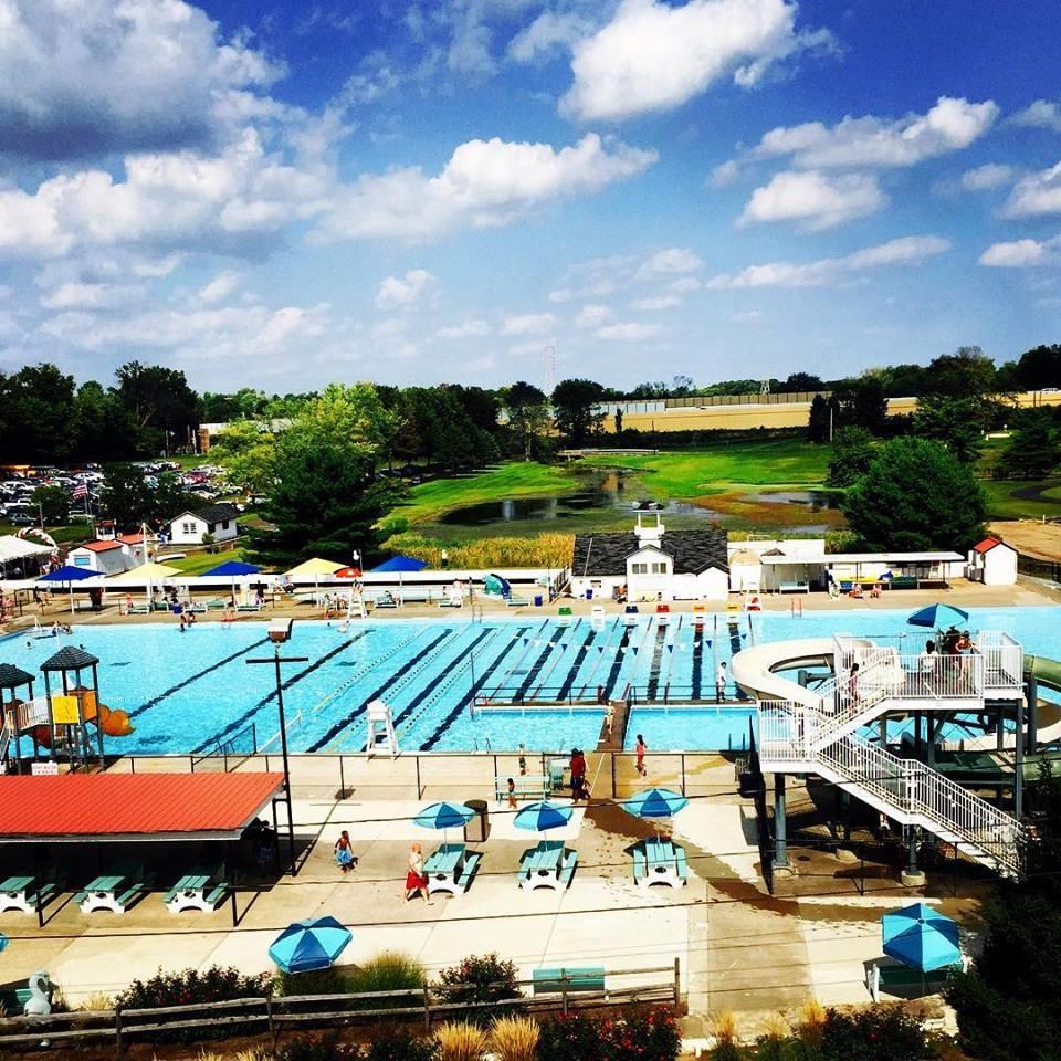 Mermaid Swim Club in Blue Bell on its last lap