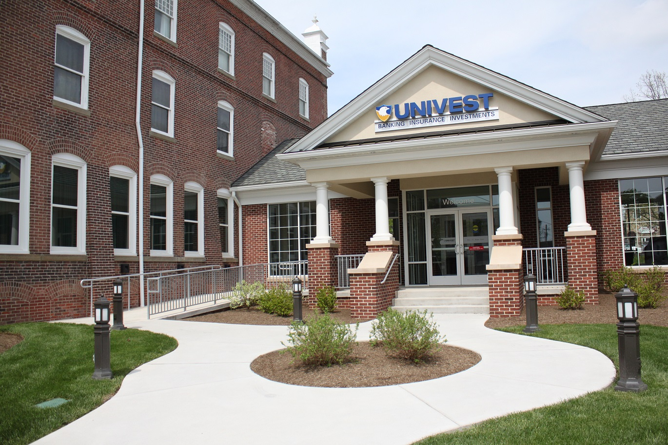 Rooted in community: Univest is committed to providing financial solutions